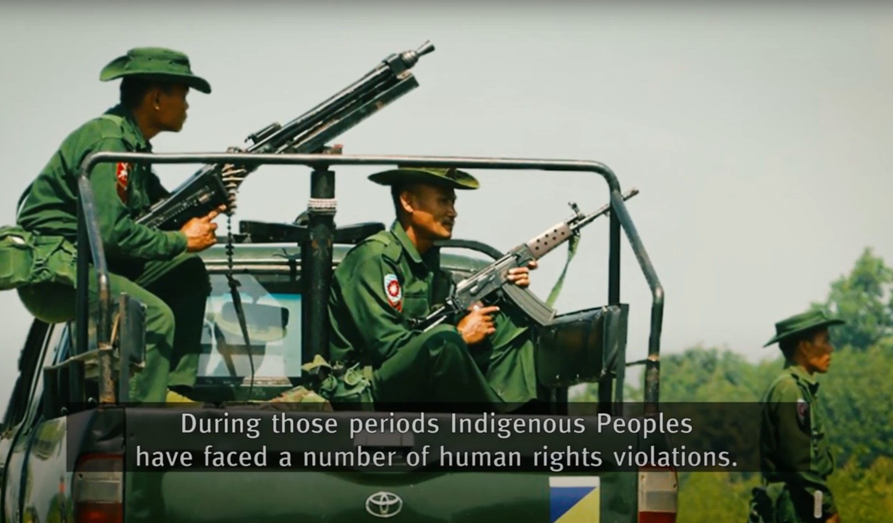 The Myanmar Military Coup in the words of Indigenous Activists