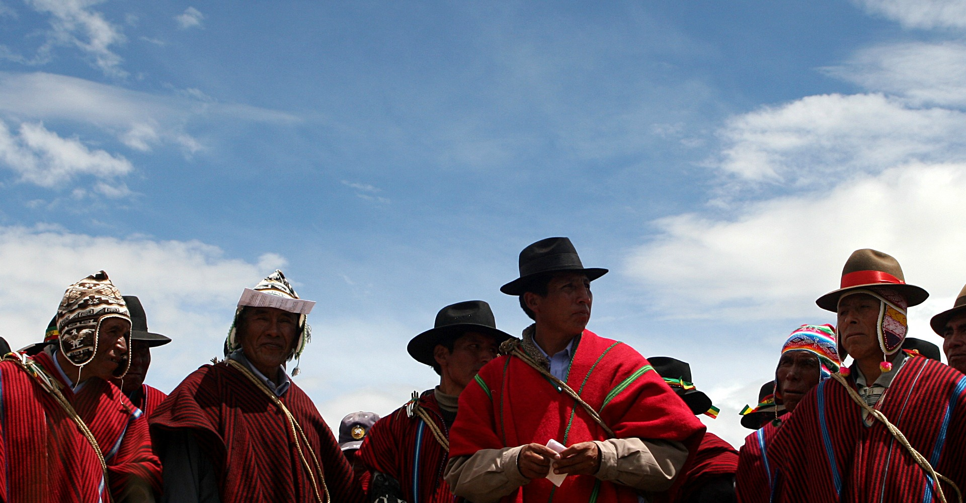 Indigenous peoples in Bolivia