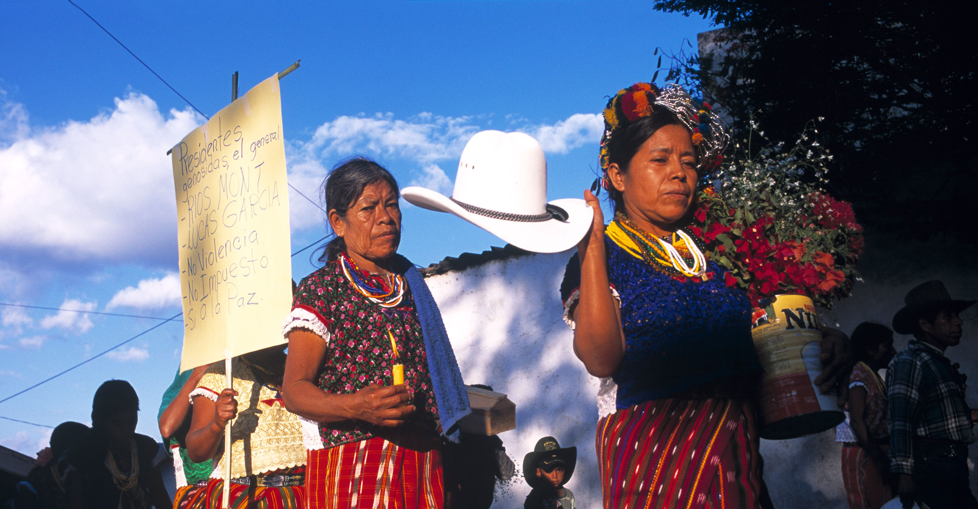 Indigenous peoples in Guatemala