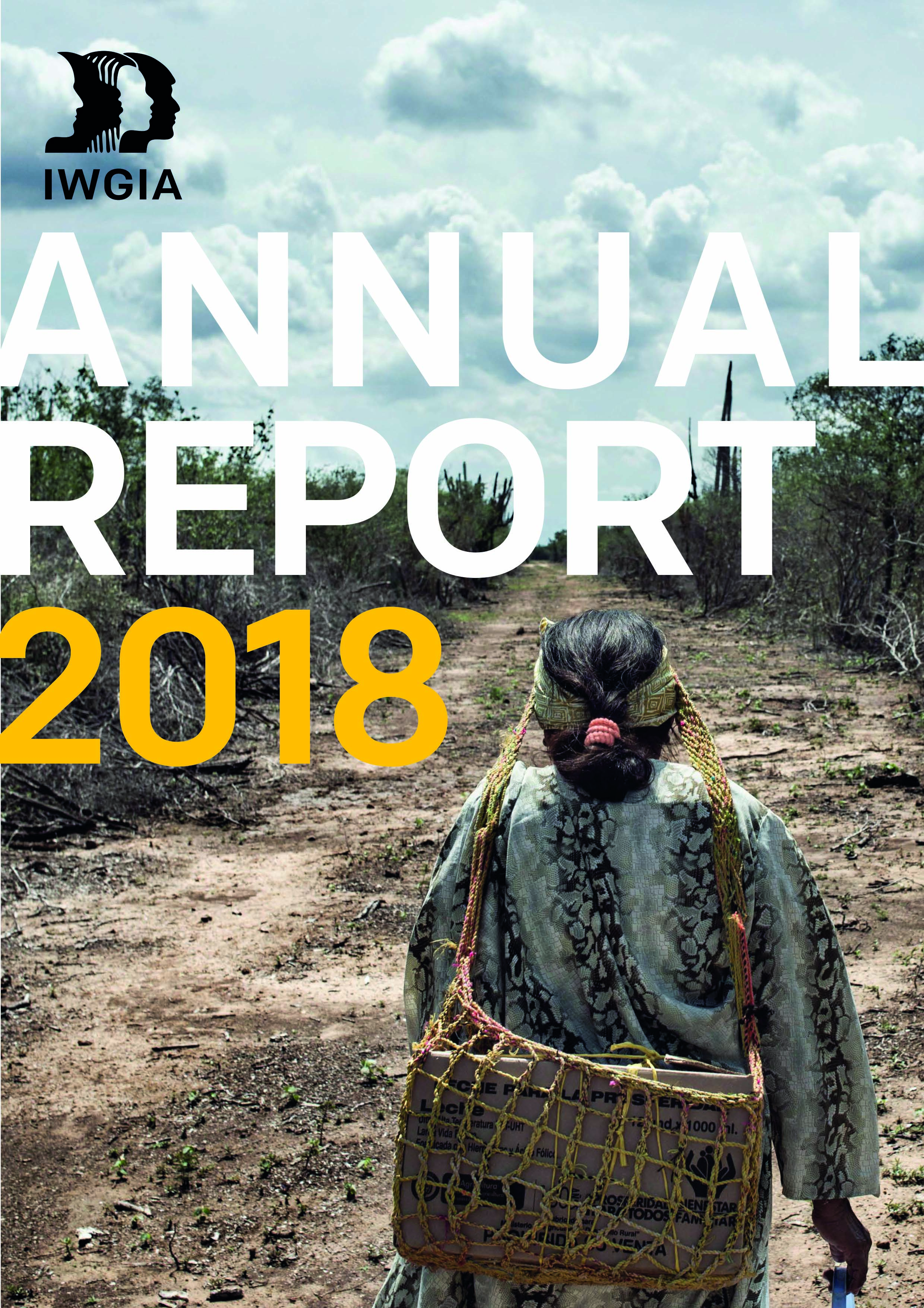 This annual report presents some of the many significant achievements IWGIA supported in 2018 for indigenous peoples' rights.