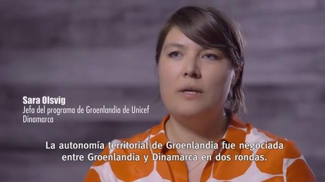 Entrevista con Sara Olsvig