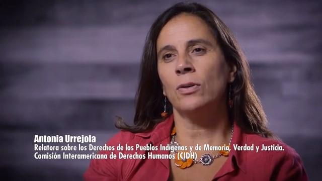 Entrevista con Antonia Urrejola