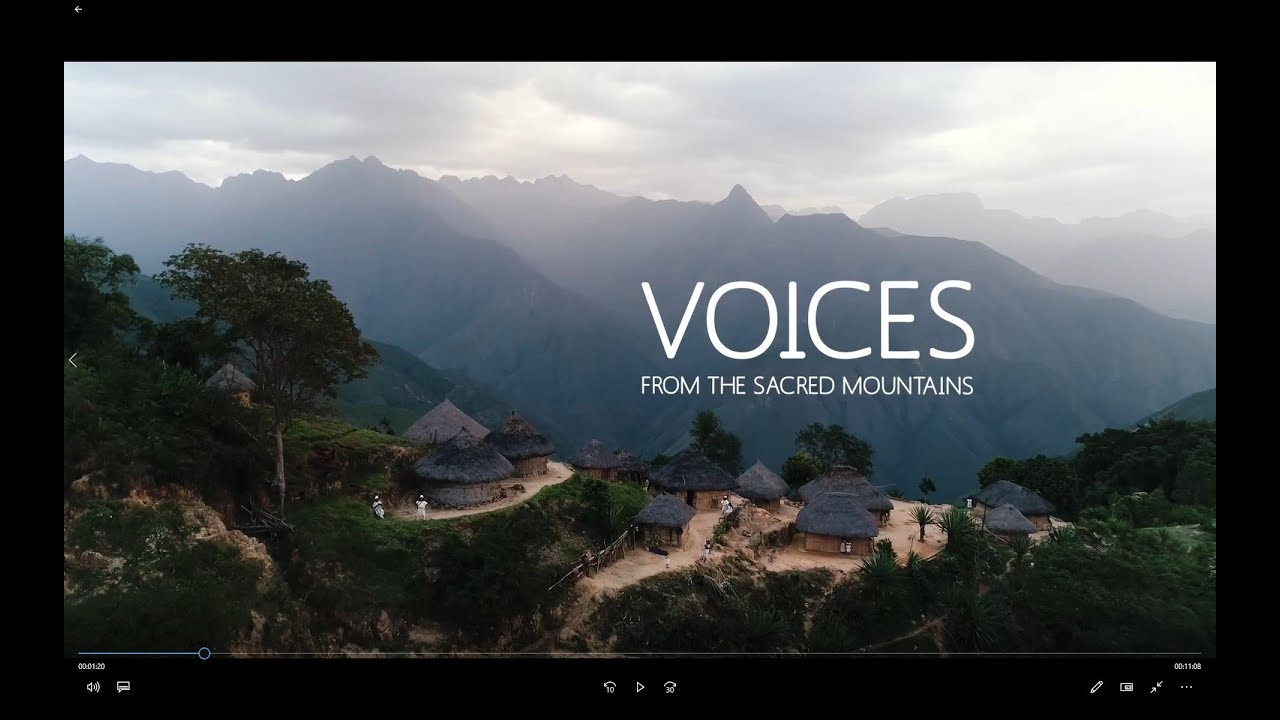 Voices from the Sacred Mountains