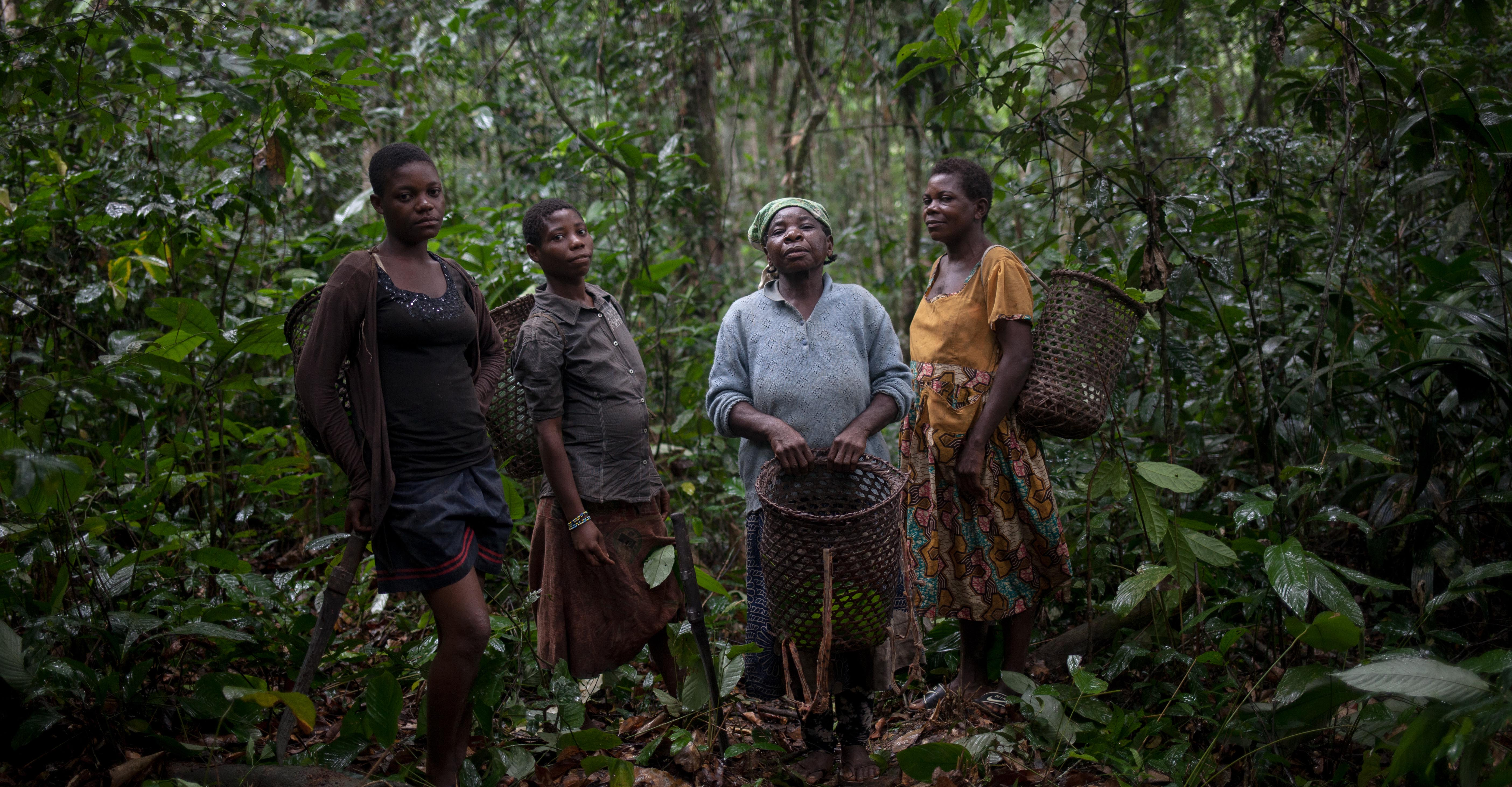 Violence, corruption, and false promises: Conservation and the Baka in Cameroon