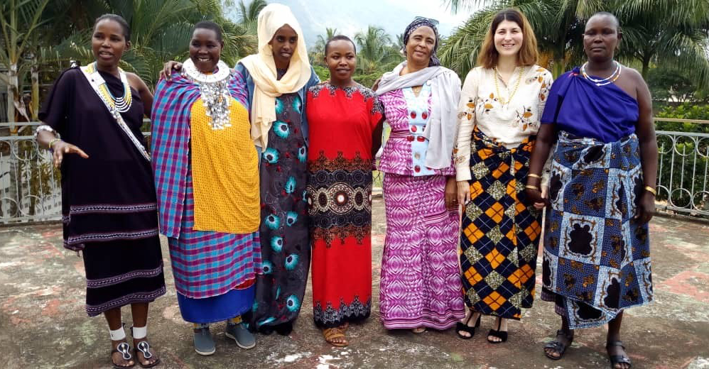 Indigenous women in Africa are making their messages of equality and empowerment heard