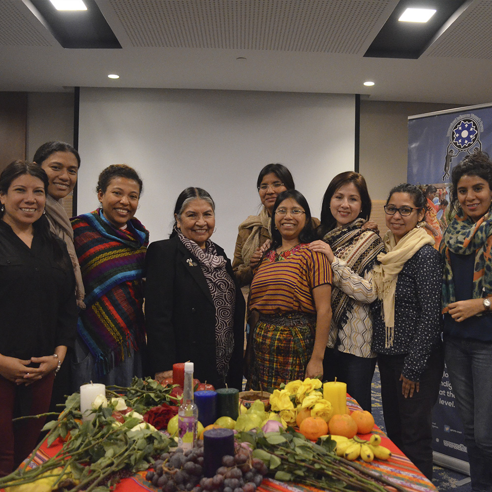 International Indigenous Women's Foundation (IIWF)